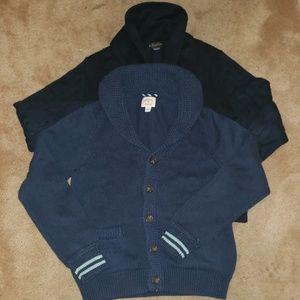 Mens Brooks Brothers Cardigan Sweater Bundle